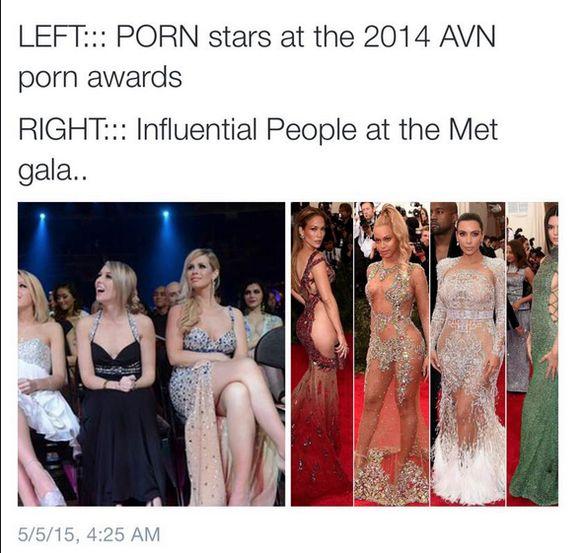 Gwiazdy na Gali MET ubrane gorzej niż gwiazdy porno? (FOTO)