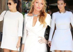 Gwiazdy w białych sukienkach