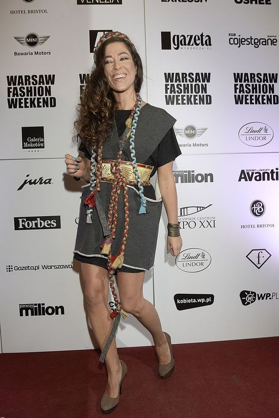 Stylizacje gwiazd na Warsaw Fashion Weekend (FOTO)