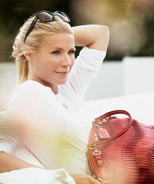 Gwyneth Paltrow dla Coach