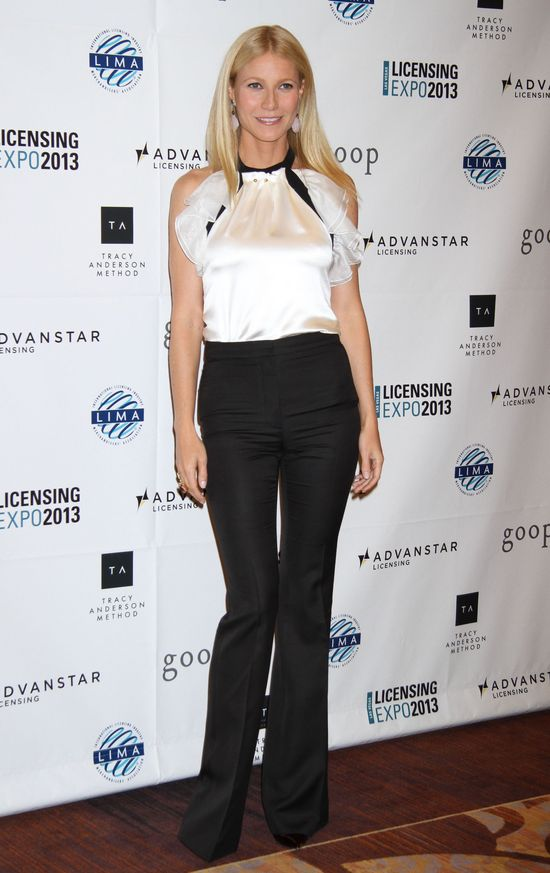 Gwyneth Paltrow w Prabal Gurung (FOTO)