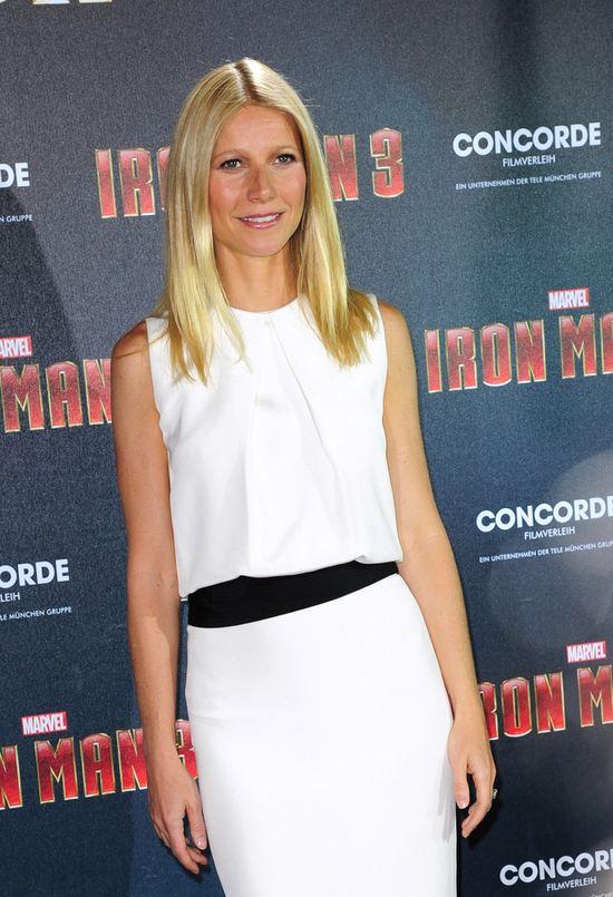 Gwyneth Paltrow w stylowej małej białej (FOTO)