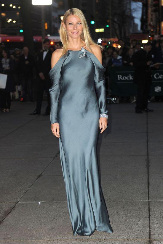 Gwyneth Paltrow w sukni Ralph Lauren (FOTO)