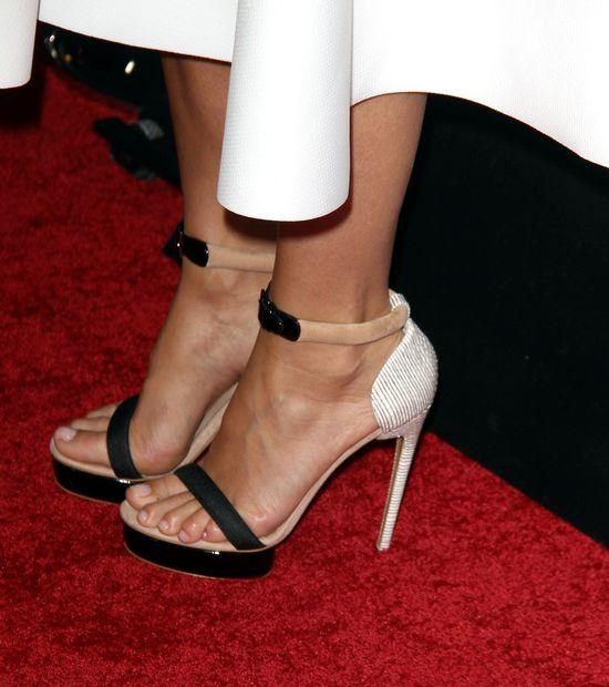 Gwyneth Paltrow w białej sukni