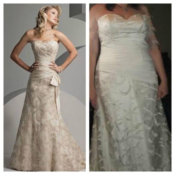 Zobacz, dlaczego nie powinnaś zamawiać sukni ślubnej przez internet