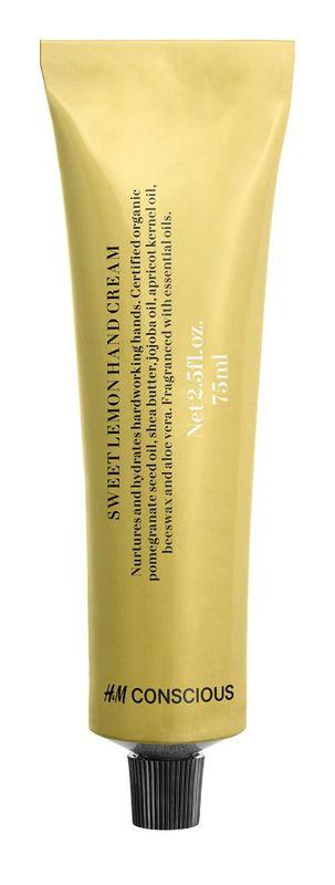 Organiczne kosmetyki od H&M - Conscious Beauty Collection