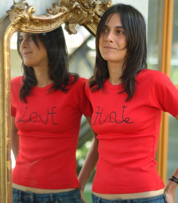 Dwuznaczny t-shirt
