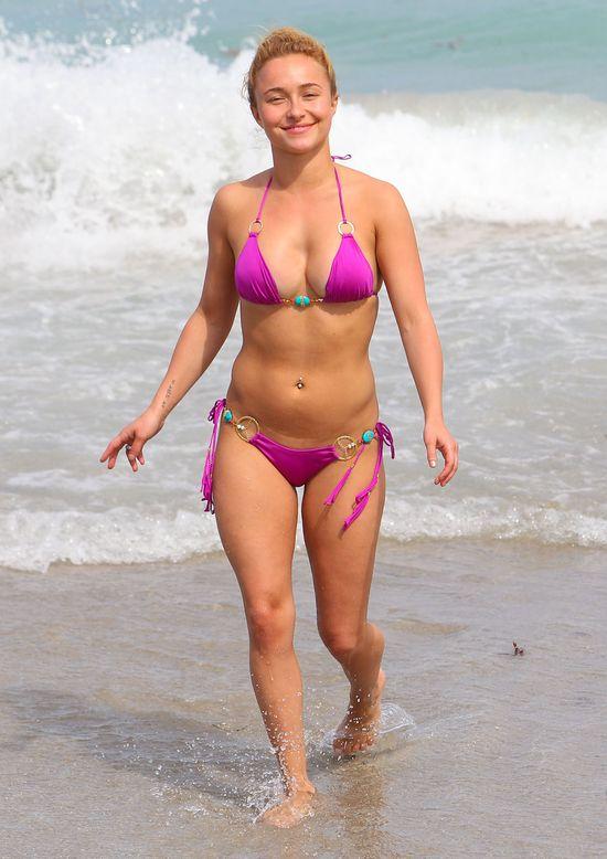 Hayden Panettiere nie wstydzi się cellulitu (FOTO)