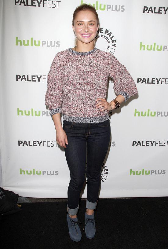 Hayden Panettiere w Isabel Marant (FOTO)