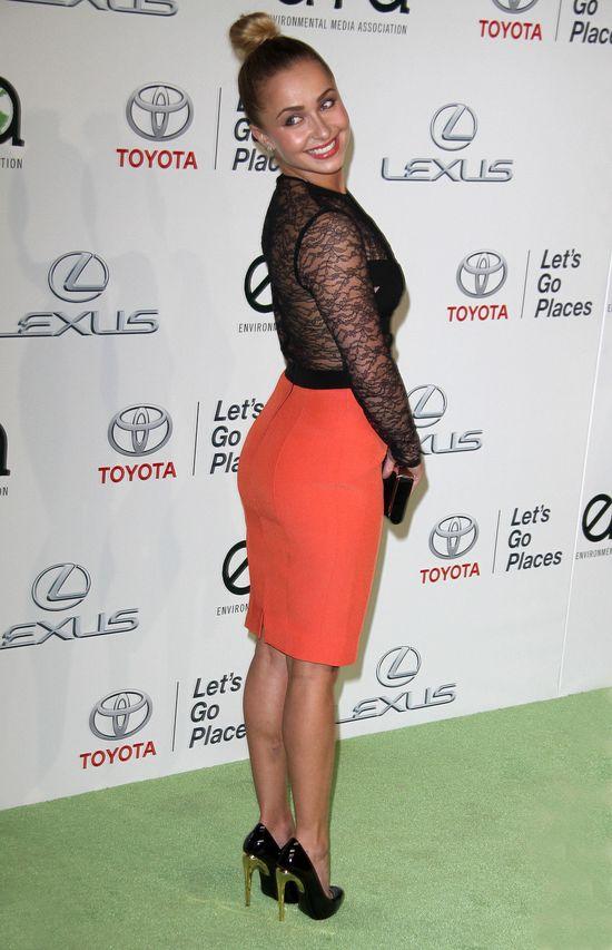 Hayden Panettiere i jej odważna sukienka