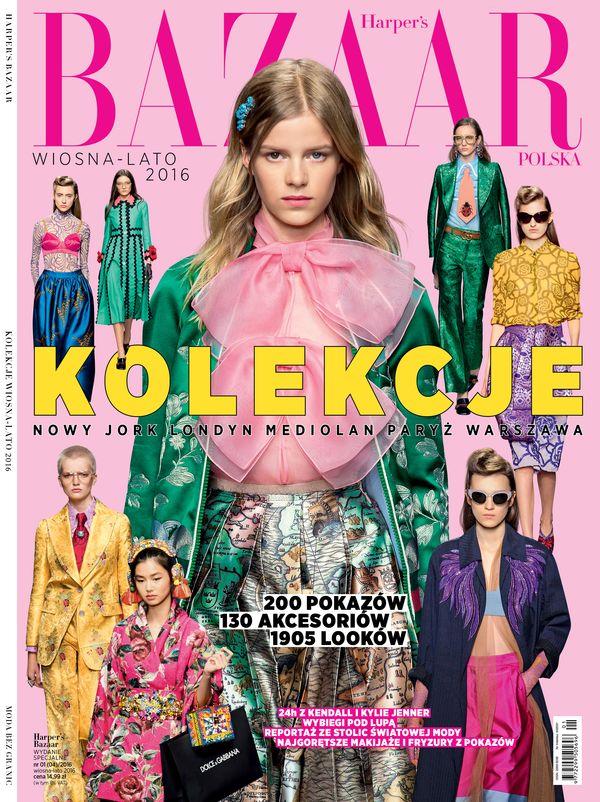 Numer specjalny Harper's Bazaar KOLEKCJE już w sprzedaży!