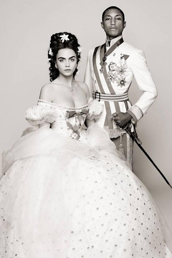 Cara Delevingne dla Chanel - takiej jej nie widzieliście!