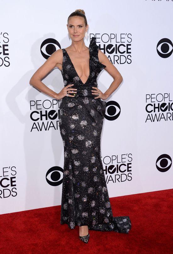 Kreacje gwiazd na gali People's Choice Awards 2014 (FOTO)