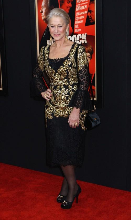 Helen Mirren w Dolce&Gabbana (FOTO)