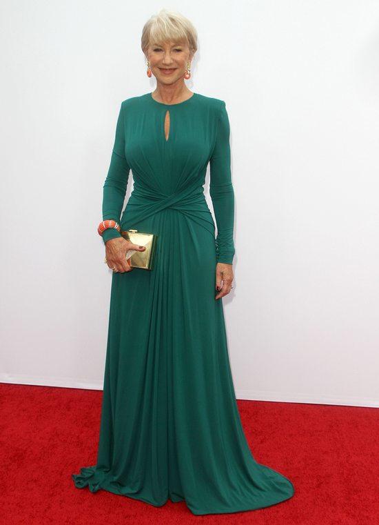 Helen Mirren w Elie Saab