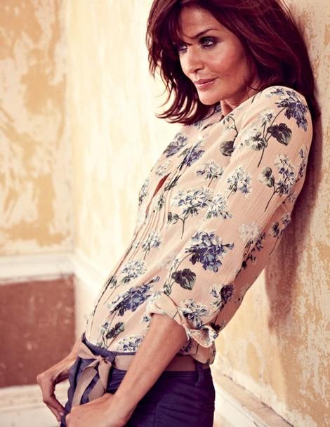 Helena Christensen zbyt seksowna do katalogu wysyłkowego?