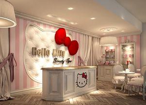 Pierwsze na świecie spa Hello Kitty!