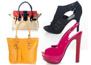 Najmodniejsze buty i torebki na lato