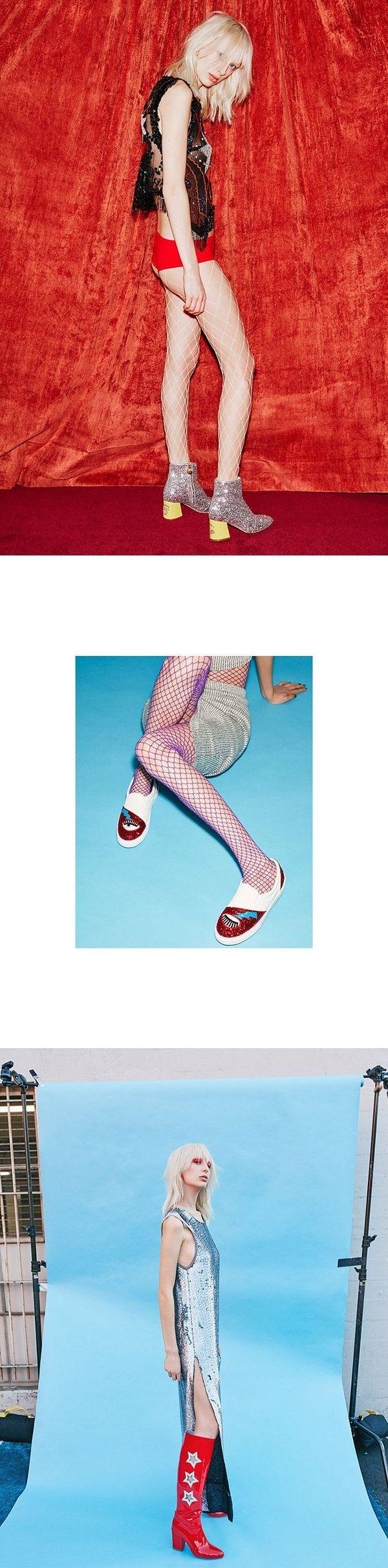 Widziałyście już nowy lookbook Chiara Ferragni Collection?