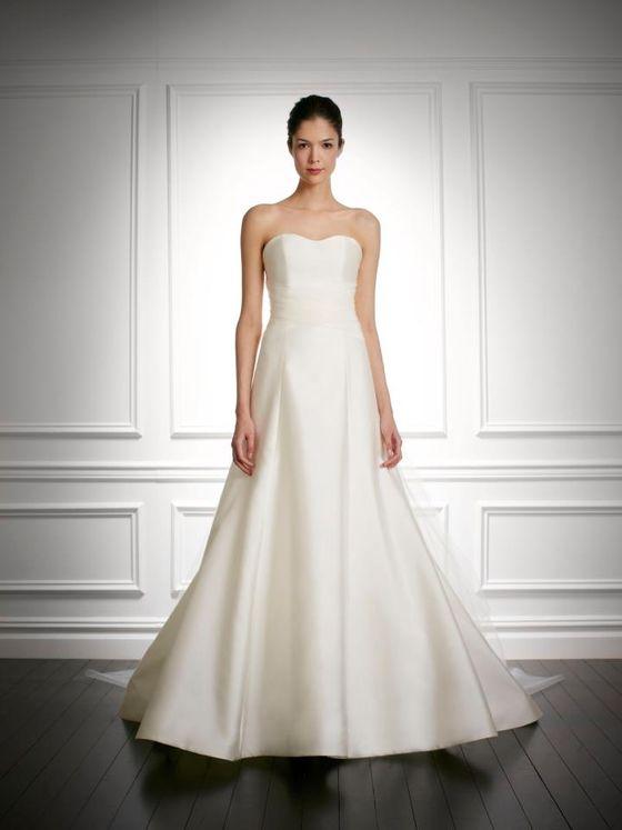 Carolina Herrera suknie ślubne na sezon jesień 2013