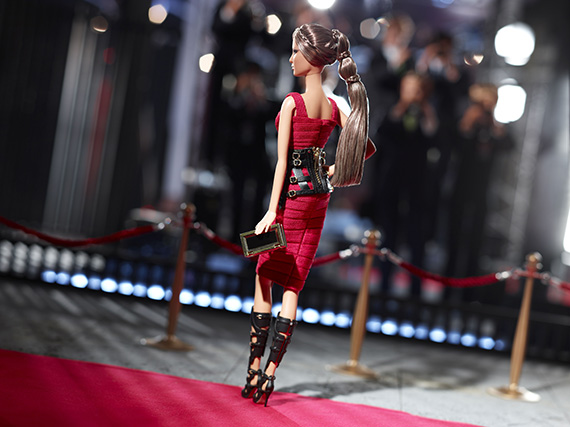 Oto Barbie gwiazda! (FOTO)