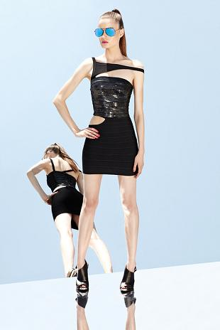 Herve Leger by Max Azria - kolekcja Resort 2013