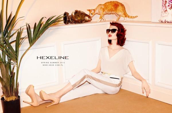 Hexeline wiosna-lato 2013