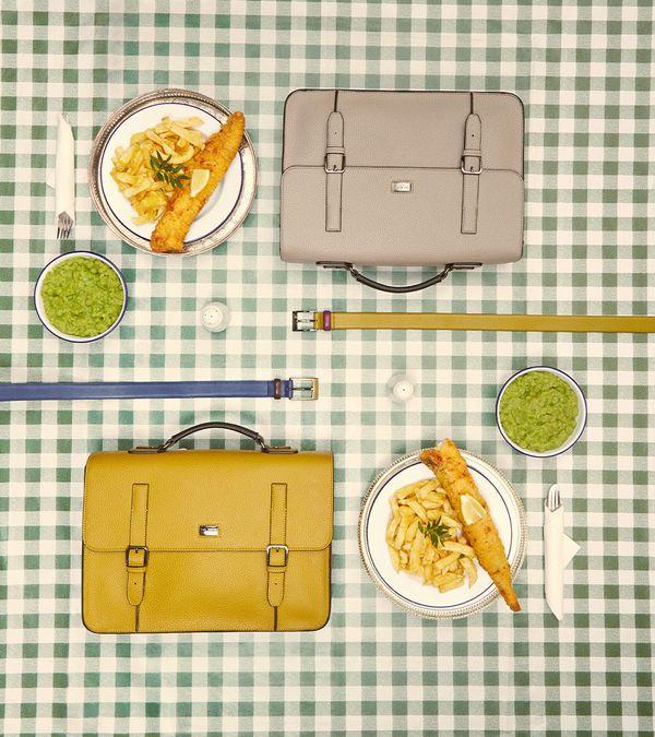 Rewelacyjna kampania reklamowa w stylu retro od Teda Bakera