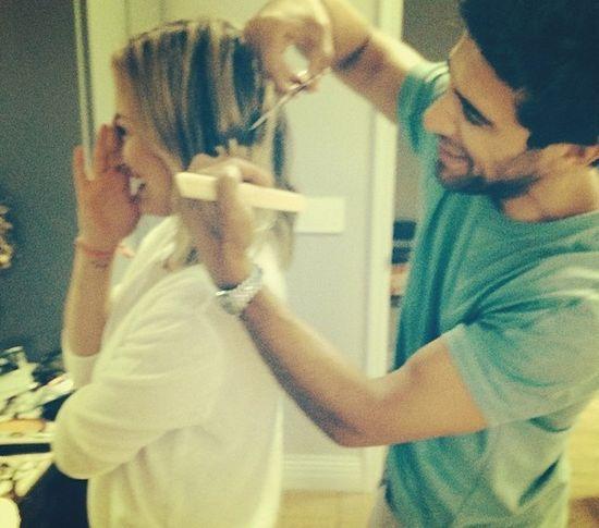 Hilary Duff zadundowała sobie ostre cięcie (FOTO)