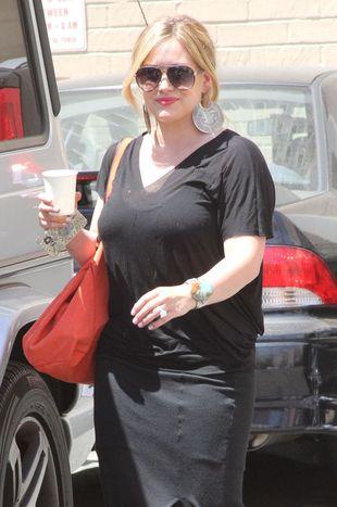 Hilary Duff - naprawdę jest taka gruba?