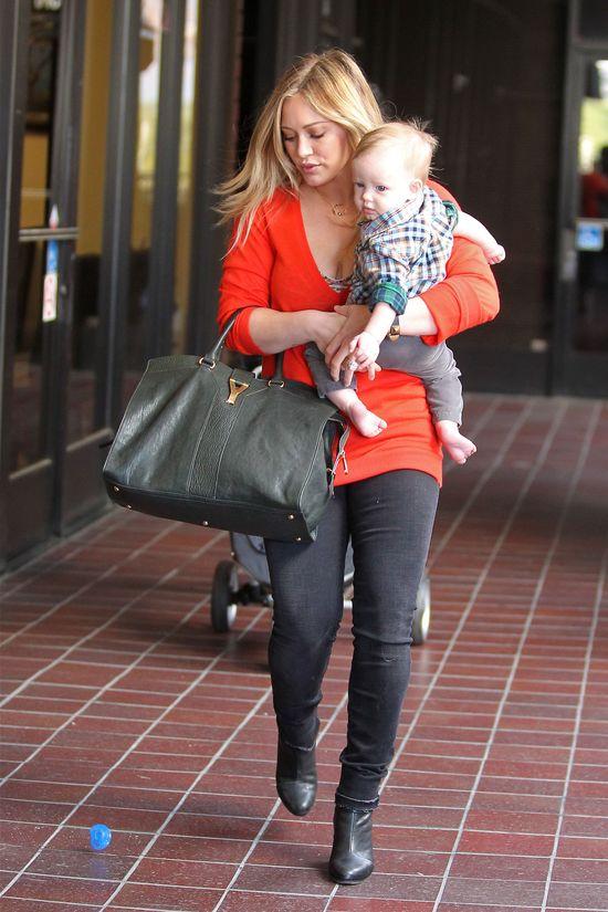Hilary Duff coraz szczuplejsza (FOTO)