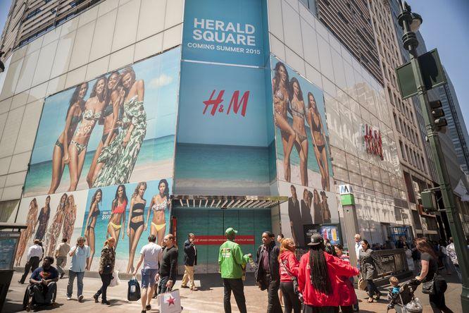 H&M otwiera nową markę (FOTO)