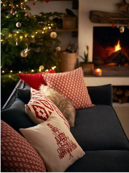 H&M Home Święta w klasycznym stylu - Urocza świąteczna kolekcja na zimę 2016