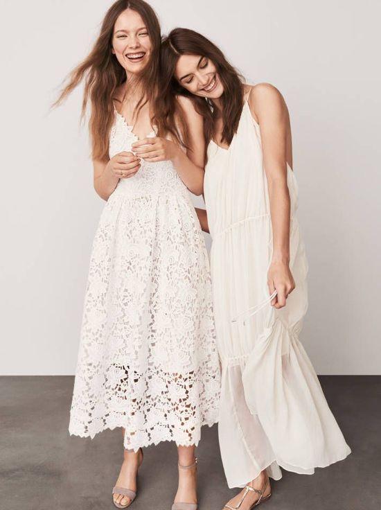 H&M Imprezowy styl - Letnie stylizacje na wieczór w stylu boho