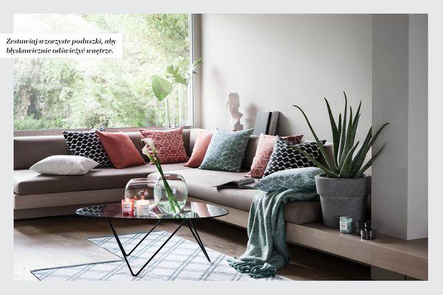 H&M Home Miękkie kształty - Nowa pastelowa kolekcja (FOTO)