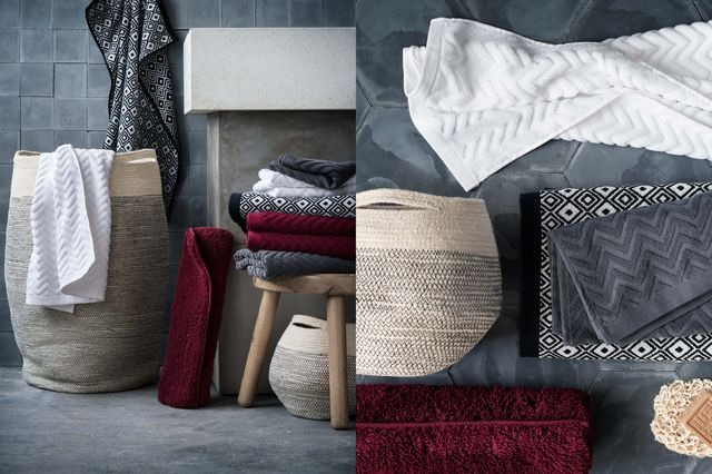 Łazienk w nowej jesiennej odsłonie z H&M Home (FOTO)
