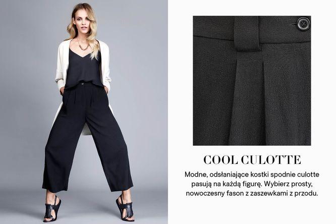 H&M Spodnie na każdą okazję - Nowe propozycje na jesień
