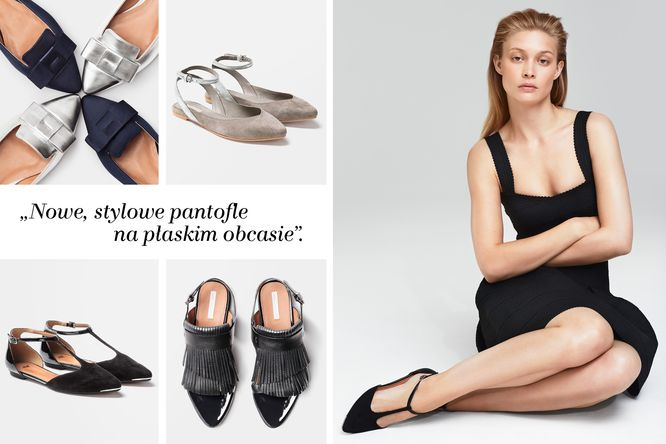 H&M Nowe buty na lato - Nowa minikolekcja sieciówki (FOTO)