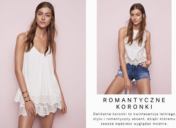 Porady stylistki H&M - Sześć topowych trendów na lato (FOTO)
