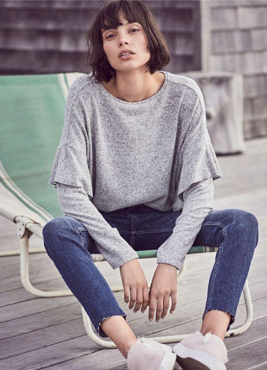 H&M Weekend Essentials - Niezobowiązujący casual na jesień 2017