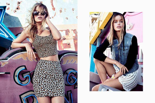 H&M Divided - Barwne nadruki w wiosnenym wydaniu (FOTO)
