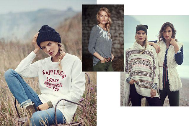 H&M Jasne Odcienie Pasteli - Nowy casualowy katalog na zimę