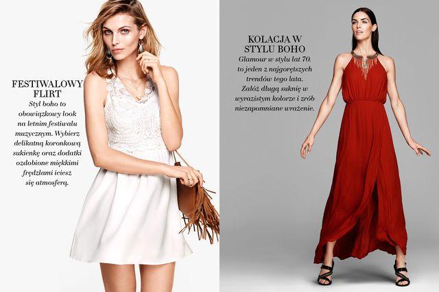 Kolekcja H&M Dress Code - Nowa propozycja na każda okazję