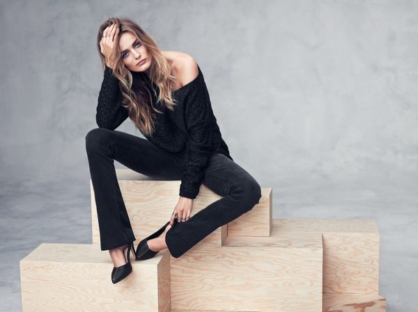 Edita Vilkeviciute w nowej sesji dla H&M