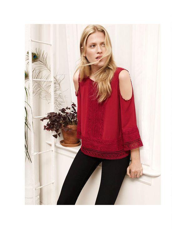 H&M Błękitny Jeans - Kol'ekcja z jeansowymi ubraniami...