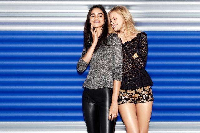 H&M W Rytmie Disco - Młodzieżowo i imprezowo na zimę