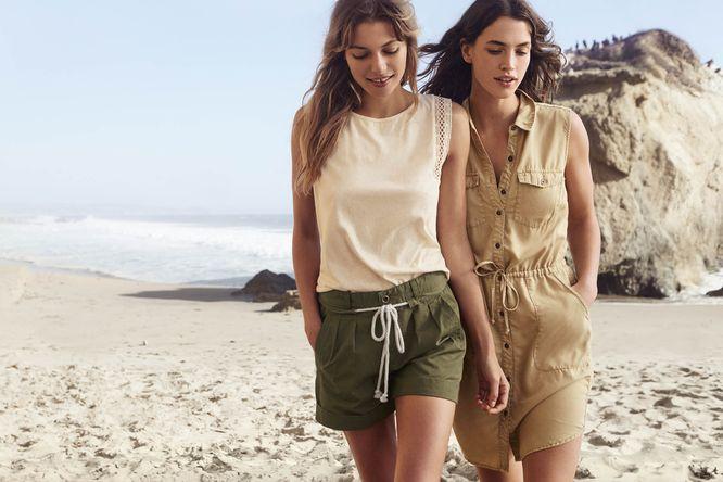 H&M L.O.G.G. - Casualowa kolekcja Nie tylko na plażę (FOTO)