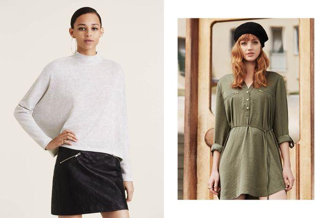 H&M Divided Oryginalne Kontrasty -