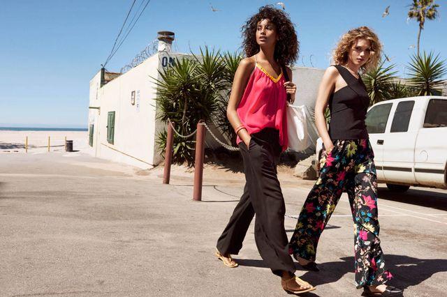 H&M Gorący styl - Kolorowa kolekcja modnych ubrań na lato 2016