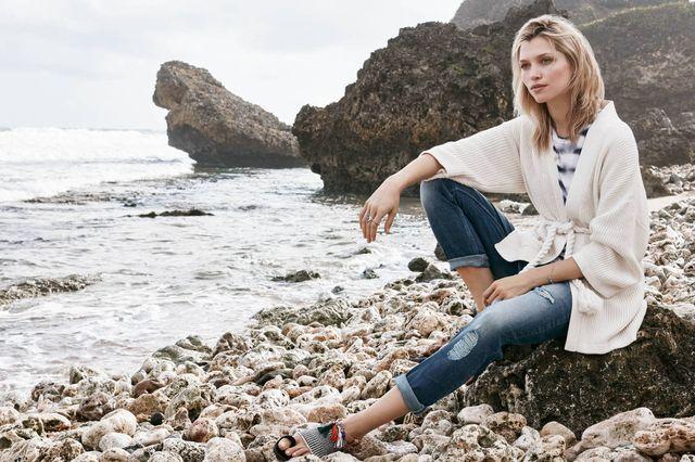 H&M Nowoczesta prostota - Modny minimalizma na lato